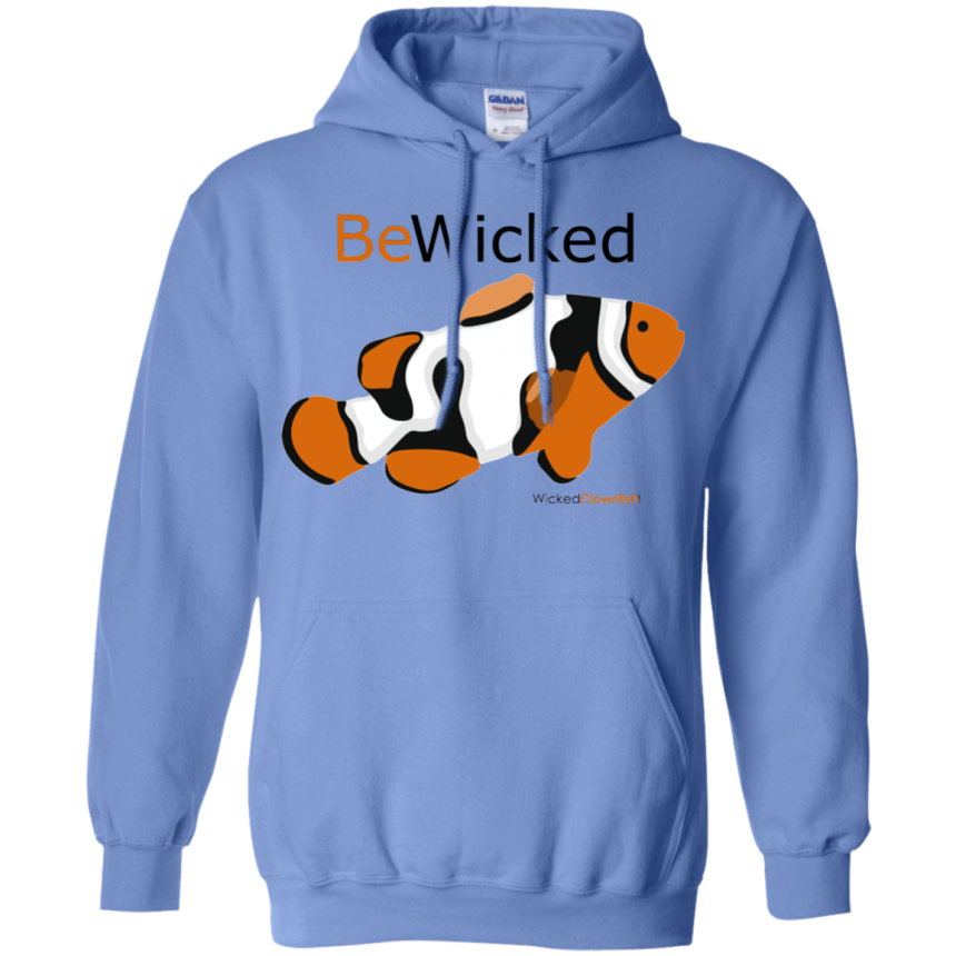 Be Wicked Hoodie - color: Carolina Blue