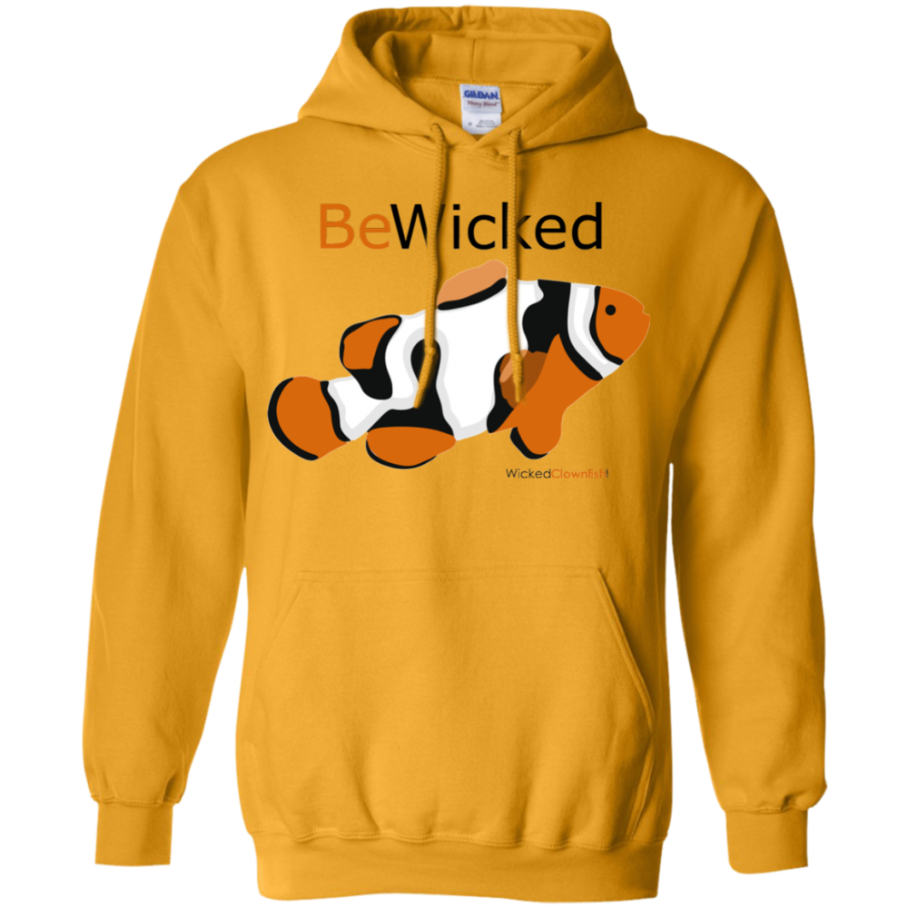 Be Wicked Hoodie - color: Gold