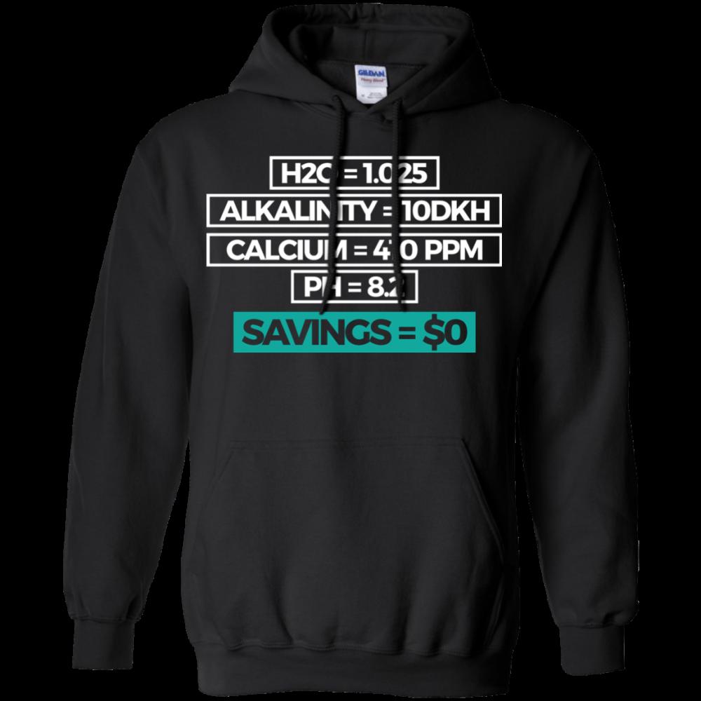 Savings Hoodie - color: Black