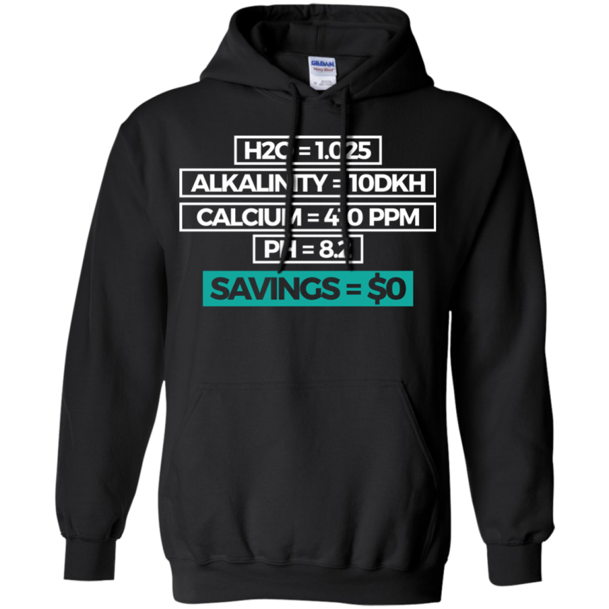 Savings Hoodie - color: Black