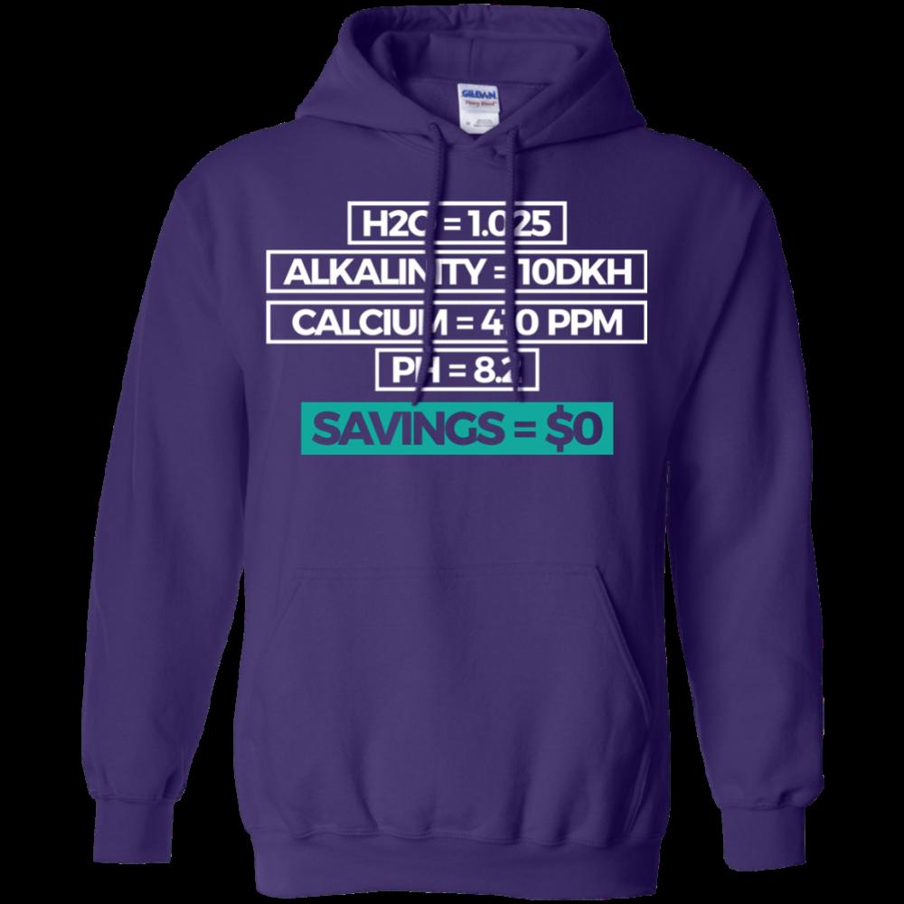 Savings Hoodie - color: Purple