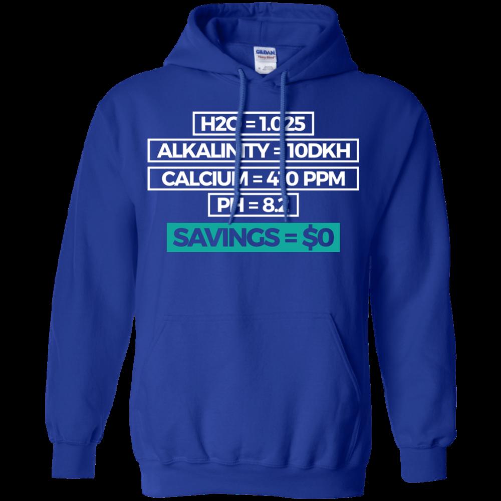 Savings Hoodie - color: Royal
