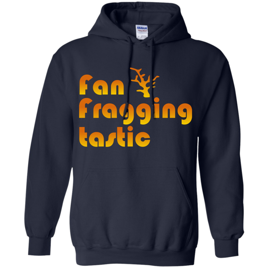Fan-fragging-tastic Sweatshirt - color: Navy