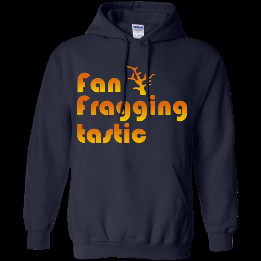 Fan-fragging-tastic Sweatshirt - color: Navy